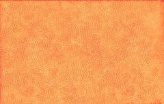 1867.O1 orange bikupor, 110 cm bredd 175 :-/m